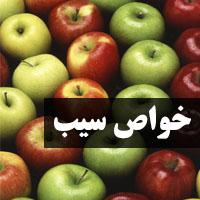 خواص سیب | خاصیت کامل و علمی سیب برای سلامتی بدن