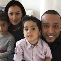 بیوگرافی آرش لباف (خواننده) و همسرش بهناز انصاری