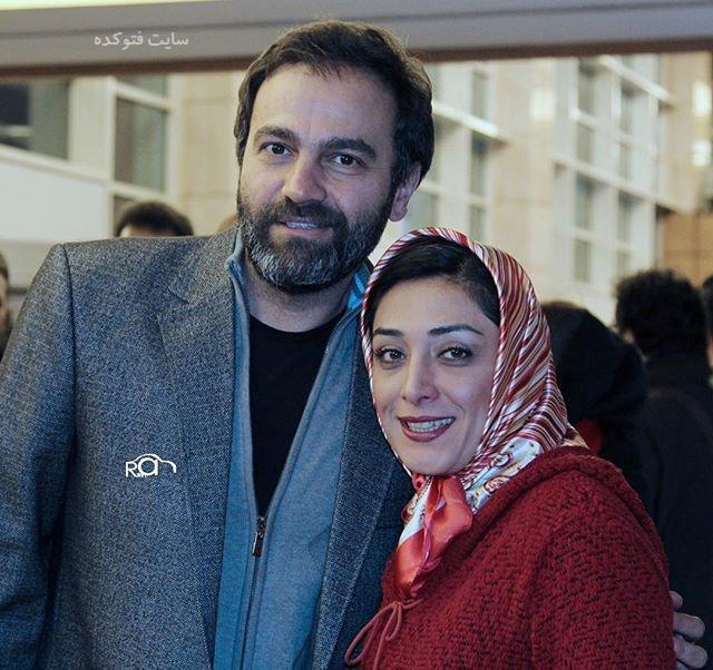 عکس آرش مجیدی و همسرش میلیشیا مهدی نژاد + بیوگرافی کامل