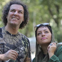 آرش میراحمدی و همسرش مرجان صفابخش + نحوی ازدواج