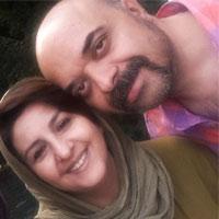 بیوگرافی آرش نوذری و همسرش فروزان زاهد بیگی + عکس