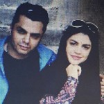 بیوگرافی آرش ظلی پور و همسرش + عکس خانوادگی