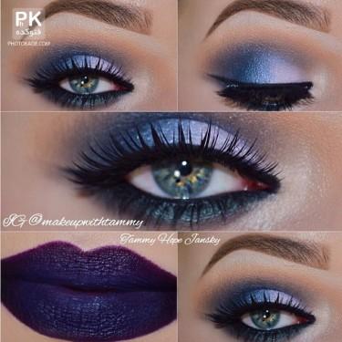 مدل های زیبا و قشنگ آرایش چشم