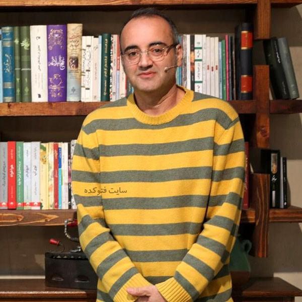 بیوگرافی اردشیر رستمی بازیگر و شاعر و نویسنده
