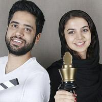 بیوگرافی سارا خادم الشریعه و همسرش + زندگی شخصی