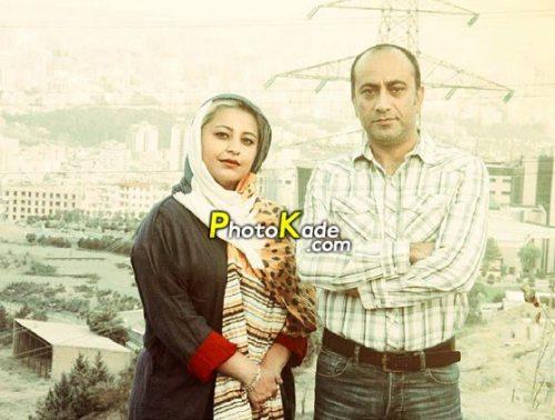 عارف لرستانی و همسرش با بیوگرافی