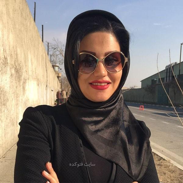 عکس و بیوگرافی آرزو رضایی بازیگر و نوازنده