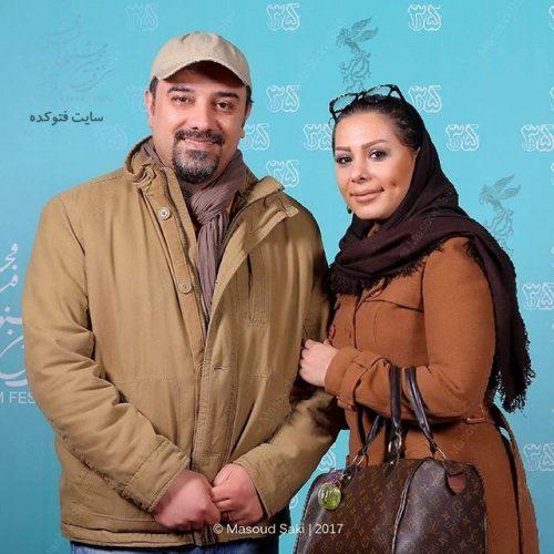 عکس برزو ارجمند در کنار خواهر بهار ارجمند + بیوگرافی کامل