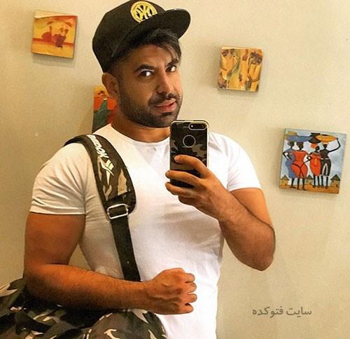عکس و بیوگرافی آرمین راد و علت دستگیری