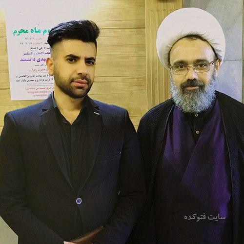 دستگیری آرمین راد با عکس و بیوگرافی