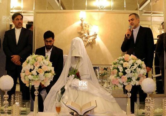 عکس های عروسی زوج ماه عسلی با حضور احسان علیخانی,عکس احسان علیخانی در عروسی,عکس برادر رئیس جمهور در عروسی زوج برنامه ماه عسل احسن علیخانی,عروسی ماه عسل