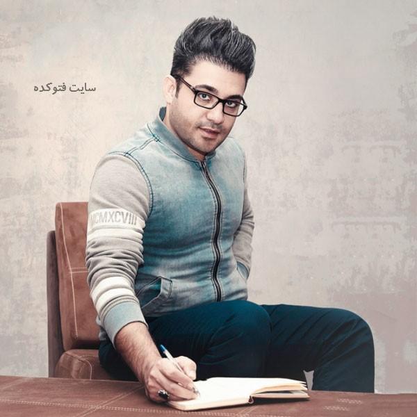 بیوگرافی محمد زارعی خواننده مشهور
