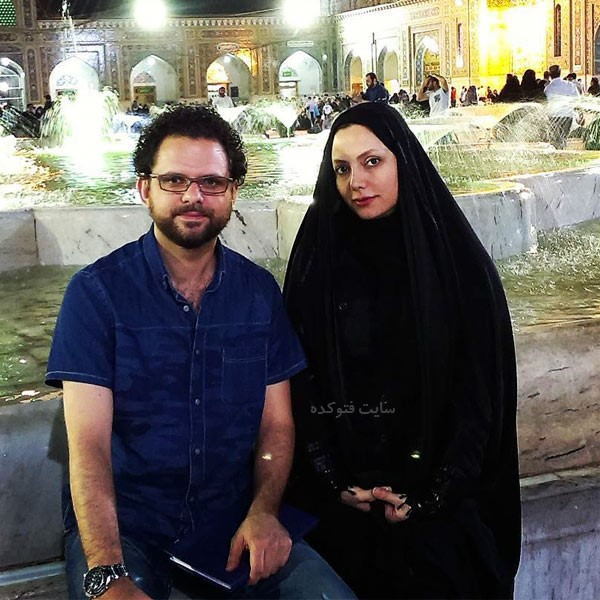 ارسیا صنعتی و همسرش زهره مزینانی + بیوگرافی