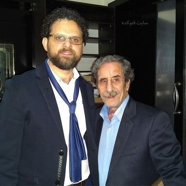 arsia sanati و محمود بصیری