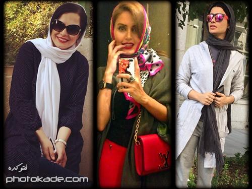 عکس بازیگران زن ایرانی جدید 93