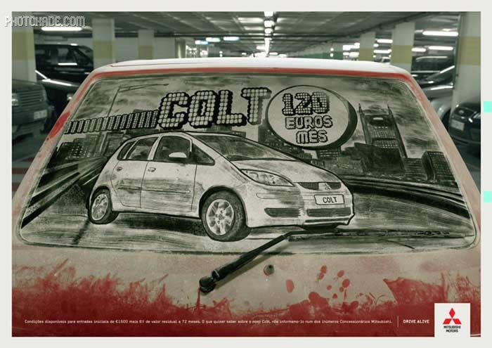 art dirty car (13)