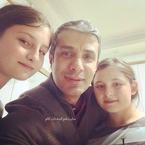 عکس آریا عظیمی نژاد و همسرش + بیوگرافی