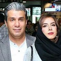 بیوگرافی آریا عظیمی نژاد و همسرش راحله شه دل پسرش