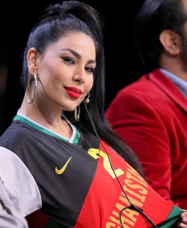 عکی جدید آریانا سعید + زندگینامه و بیوگرافی