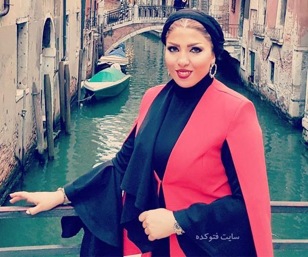 بیوگرافی عسل ملک زاده نوازنده دف