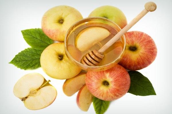 ماسک سیب و عسل برای زیبایی صورت