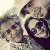 بیوگرافی اصغر همت و همسرش افسر اسدی + زندگی بازیگری