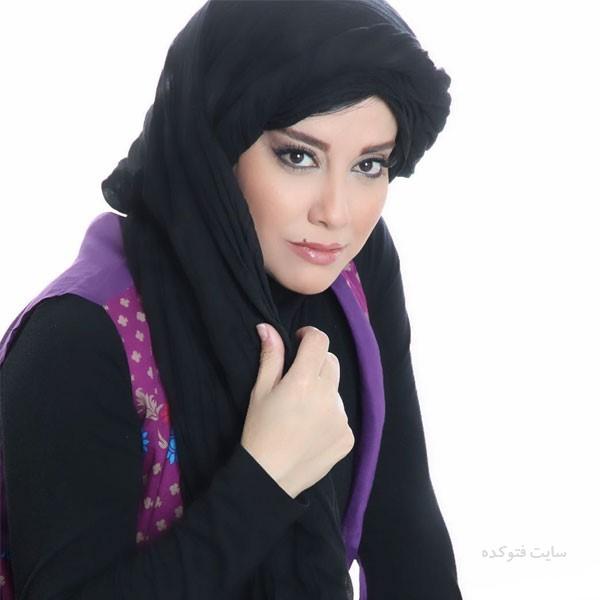 بیوگرافی آشا محرابی بازیگر زن + عکس های شخصی