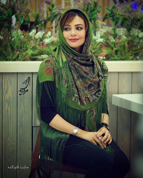 عکس یکتا ناصر بازیگر سریال عاشقانه