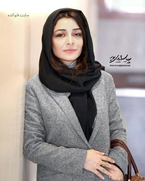 عکس ساره بیات بازیگر سریال عاشقانه