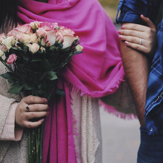 عکس و جملات زیبا و کوتاه عاشقانه