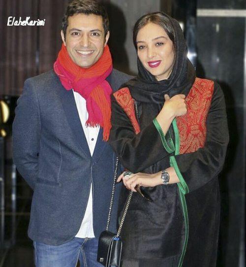 عکس اشکان خطیبی و همسر جدیدش آناهیتا درگاهی + بیوگرافی کامل