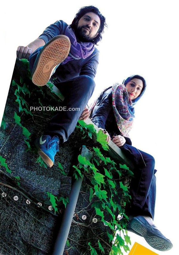 عکس اشکان خطیبی و همسرش اولش + بیوگرافی کامل