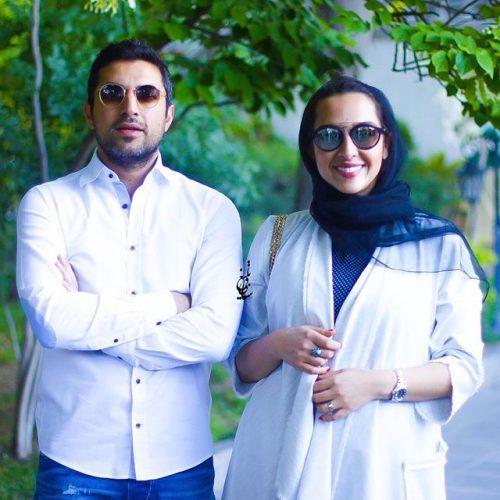 عکس اشکان خطیبی و همسرش آناهیتا درگاهی + زندگینامه بیوگرافی