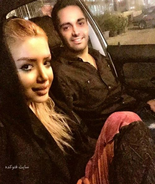 عکس اشکان اشتیاق و همسرش + بیوگرافی کامل