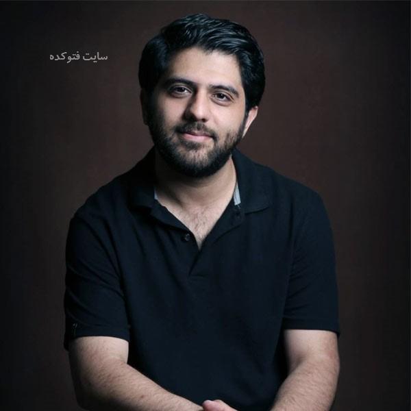 بیوگرافی اشکان کمانگری خواننده + عکس جدید