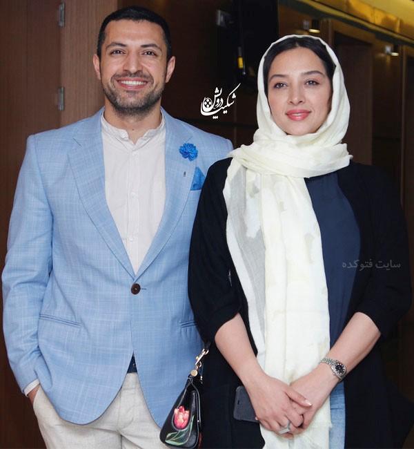 همسر اشکان خطیبی آناهیتا درگاهی + زندگی شخصی