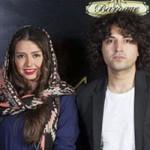 بیوگرافی اشکان خطیبی و همسرش با عکس