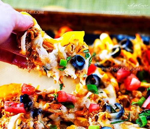 ﻃﺮﺯ ﺗﻬﯿﻪ ﺳﻮﻓﻠﻪ ﻣﺮﻍ ﻭ ﻟﻮﺑﯿﺎ,آشپزی آسان در سایت فتوکده,آموزش آشپزی غذای خوشمزه سوفله مرغ و لوبیا,آموزش غذای مرغ و لوبیا,تهیه غذای لذیذ و خوشمزه,سوفله مرغ