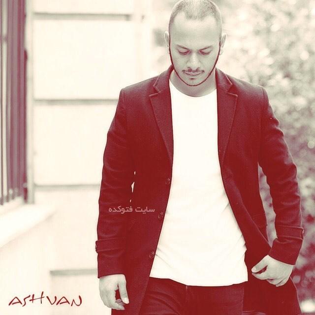 ashvan خواننده ایرانی