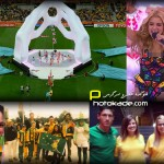 عکس افتتاحیه جام ملتهای اسیا 2015