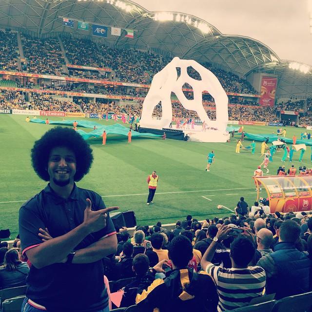 عکس افتتاحیه جام ملتهای اسیا 2015 ,عکس های جدید از افتتاحیه جام ملت های اسیا استرالیا 2015,عکس افتتاحیه asia cup 2015,عکس بدون سانسور جام ملت های اسیا 2015