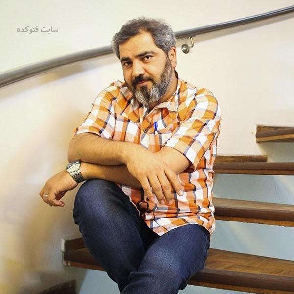 عکس و بیوگرافی اتابک نادری بازیگر