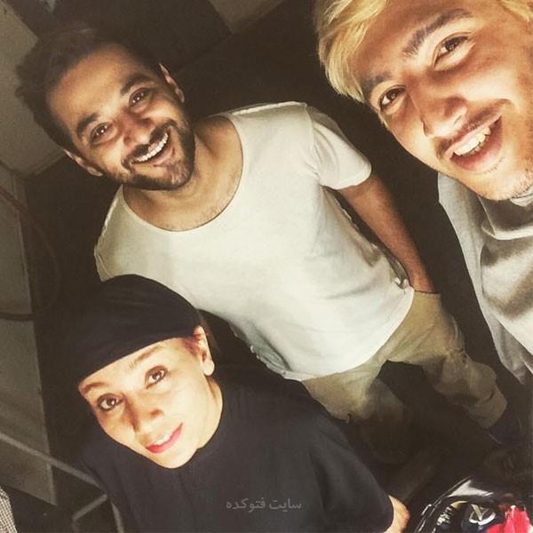 عکس های عطا عمرانی بازیگر شیدایی + بیوگرافی