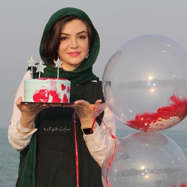 بیوگرافی آوا دارویت بازیگر ایرانی - ایتالیایی