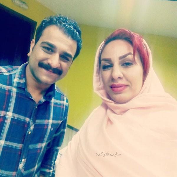 عکس های جواد خواجوی