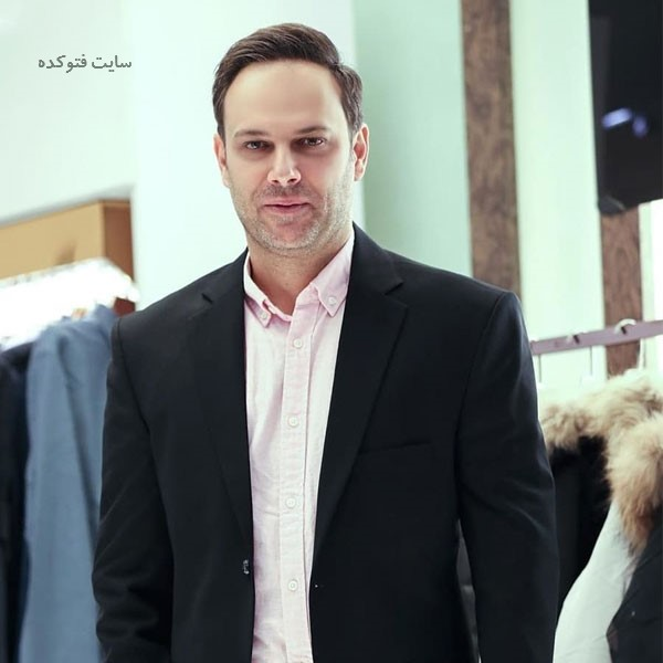 عکس شهروز ابراهیم در بیوگرافی بازیگران سریال اولین شب آرامش