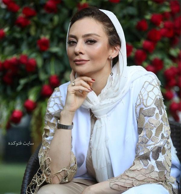 عکس یکتا ناصر در اسامی بازیگران سریال اولین شب آرامش