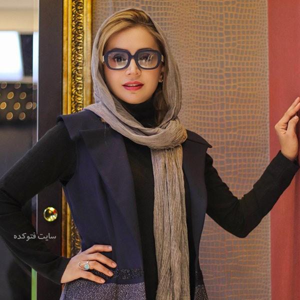عکس شبنم قلی خانی در اسامی بازیگران سریال اولین شب آرامش