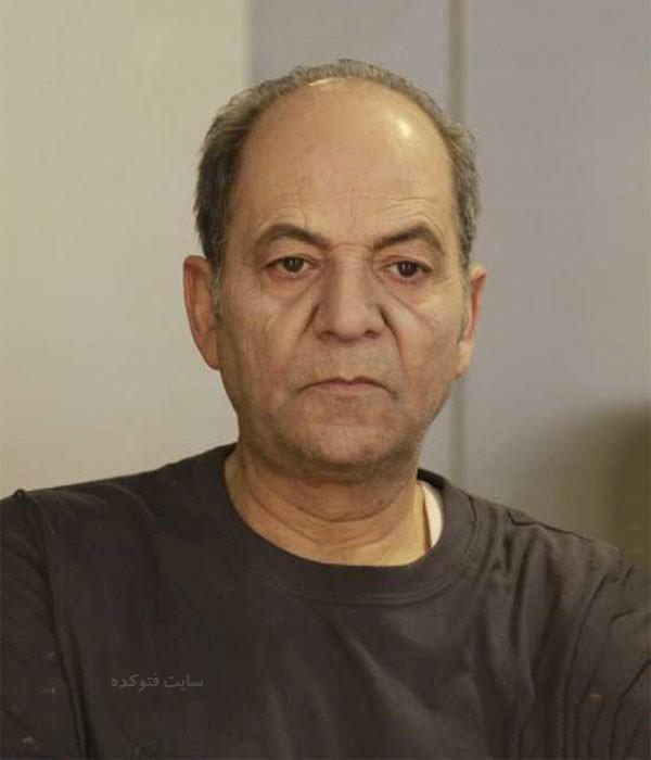 عکس بهرام ابراهیمی در بیوگرافی بازیگران سریال اولین شب آرامش