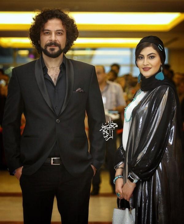 مریم مومن و حسام منظور در عکس بازیگران تابستان 98